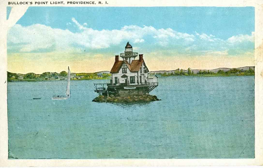 Bullock's Point Light